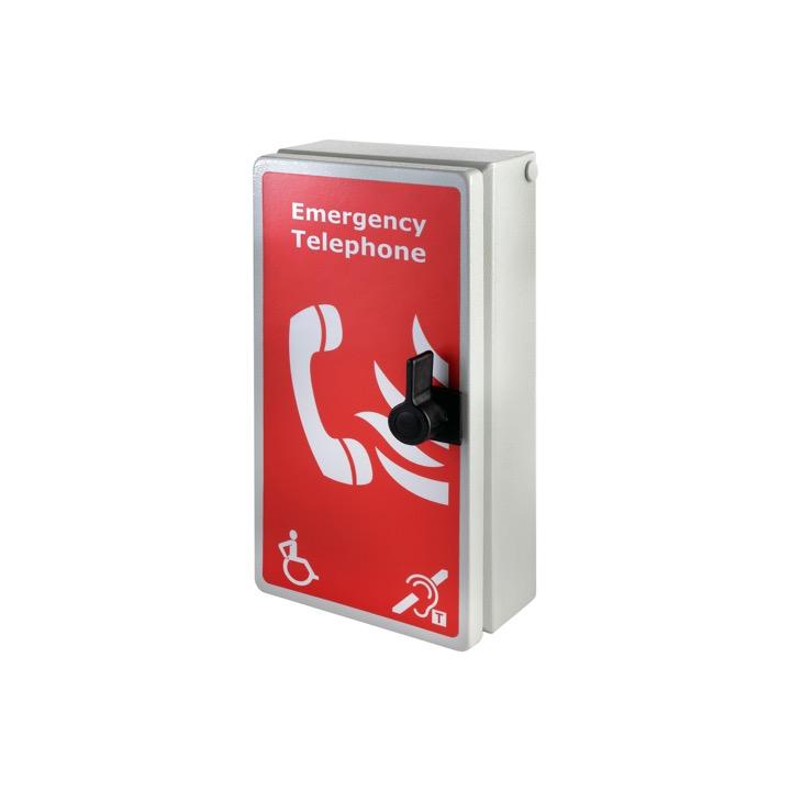 VILX-IPA Weatherproof Type A IP66 Fire telephone. 40-cutout-720