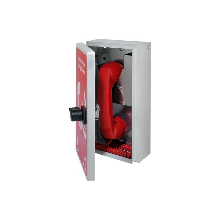 ViLX-IPA Weatherproof Type A IP66 Fire Telephone 36-cutout-720