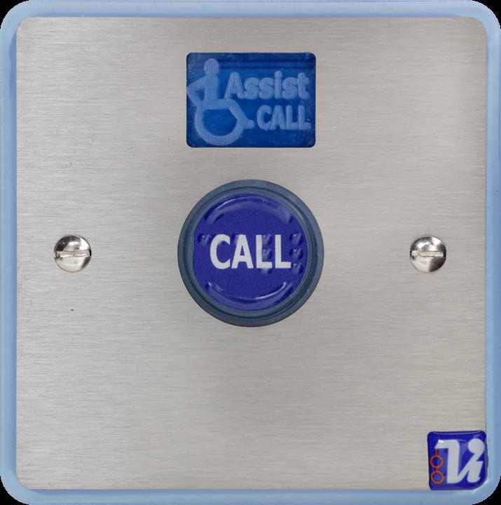 VilX-CLP Assist Call plate-cutout-720