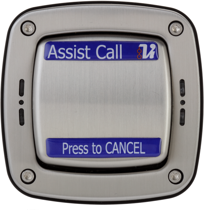 VilX-CNP-66 Assist Call Weatherproof IP 66 Cancel Button-cutout-720